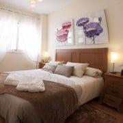 Апартаменты Azul Beach в Торревьеха (Аликанте)-спальня