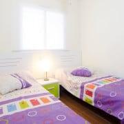Апартаменты Azul Beach в Торревьеха (Аликанте)-спальня1