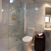 Апартаменты Azul Beach в Торревьеха (Аликанте)-ванная