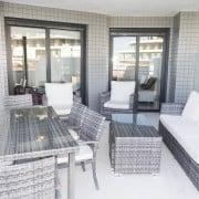 Апартаменты Infinity View в Торревьеха (Аликанте)-терраса1