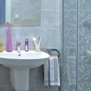 Апартаменты Компоамор в Ориуэла Коста (Аликанте)-ванна
