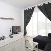 Апартаменты Linnеa Sol в Плаяс де Ориуэла, Вилламартин (Аликанте)-гостиная