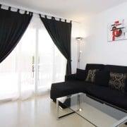 Апартаменты Linnеa Sol в Плаяс де Ориуэла, Вилламартин (Аликанте)-гостиная1
