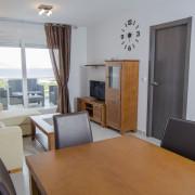 Апартаменты Novabeach 4-5 Аликанте-гостиная