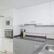 Апартаменты Novabeach 4-5 Аликанте-кухня
