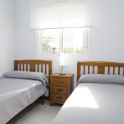 Апартаменты Novabeach 4-5 Аликанте-спальня-1