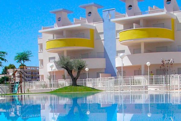 Апартаменты NovoGolf, Вилламартин (Аликанте)
