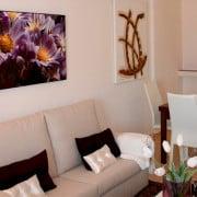 Апартаменты NovoGolf, Вилламартин (Аликанте)-гостиная