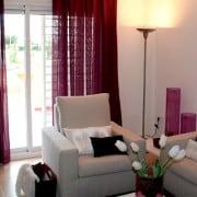 Апартаменты NovoGolf, Вилламартин (Аликанте)-гостиная2
