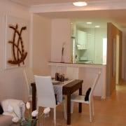 Апартаменты NovoGolf, Вилламартин (Аликанте)-столовая