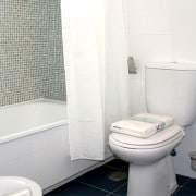 Апартаменты NovoGolf, Вилламартин (Аликанте)-ванная
