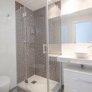 Апартаменты Sea Senses в Торревьеха-ванная