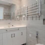 Апартаменты Sea Senses в Торревьеха-ванная1