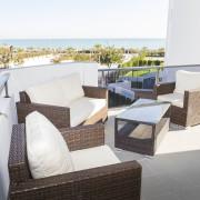 Апартаменты в Ocean View 4-4 (Аликанте)