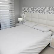Апартаменты в Ocean View 4-4 (Аликанте)-спальня