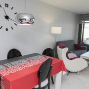 Апартаменты в Ocean View 4-4 (Аликанте)-столовая-гостиная