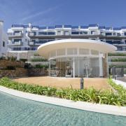 Апартаменты в Ocean View 4-5 1-я линия Аликанте-1