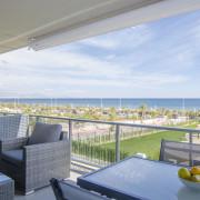 Апартаменты в Ocean View 4-5 1-я линия Аликанте-4