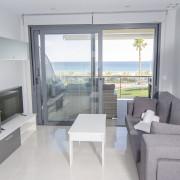 Апартаменты в Ocean View 4-5 1-я линия Аликанте-гостиная