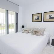 Апартаменты в Ocean View 4-5 1-я линия Аликанте-спальня