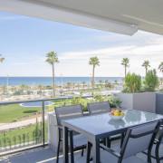 Апартаменты в Ocean View 4-5 1-я линия Аликанте-терраса-1