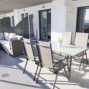 Апартаменты в Ocean View 4-5 Аликанте-терраса