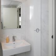 Апартаменты в Ocean View 4-5 Аликанте-ванная