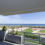 Апартаменты в Ocean View 6-7 1-я линия Аликанте