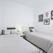 Апартаменты в Ocean View 6-7 1-я линия Аликанте-спальня-1