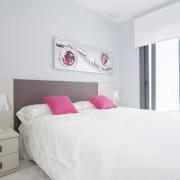 Апартаменты в Ocean View 6-7 1-я линия Аликанте-спальня