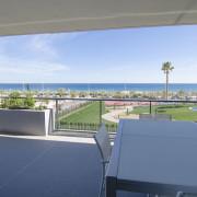 Апартаменты в Ocean View 6-7 1-я линия Аликанте-терраса-1