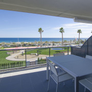 Апартаменты в Ocean View 6-7 1-я линия Аликанте-терраса