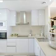 Апартаменты в Торревьеха (Аликанте)-кухня