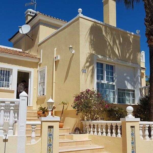 Дом в аренду в Los Dolses, Ориуэла Коста, 3 км до пляжа Ла Зения