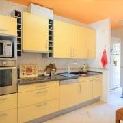 Дом в аренду в Los Dolses, Ориуэла Коста, 3 км до пляжа Ла Зения-кухня