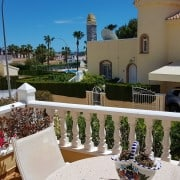 Дом в аренду в Los Dolses, Ориуэла Коста, 3 км до пляжа Ла Зения-терраса