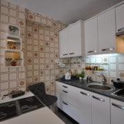 Квартира в аренду в Пунта Прима, Коста Бланка, Испания-кухня