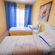Квартира в аренду в Пунта Прима, Коста Бланка, Испания-спальня-1