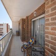 Квартира в аренду в Пунта Прима, Коста Бланка, Испания-терраса