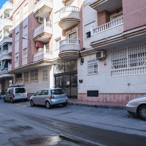 Сдается прекрасная квартира с двумя спальнями в центре Торревьехи