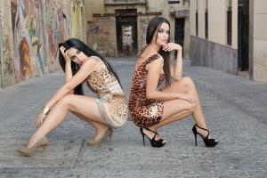 Испанские девушки — любовь, темперамент