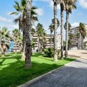 Таунхаус с 2-мя спальнями в закрытом комплексе в 200 метрах от пляжа
