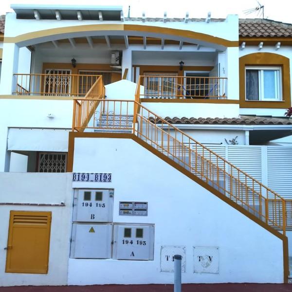Апартаменты-бунгало (2-й этаж) в элитном комплексе Parque Naciones Bungalow, Торревьеха-3
