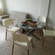Апартаменты-бунгало (2-й этаж) в элитном комплексе Parque Naciones Bungalow, Торревьеха-гостиная-1