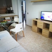 Апартаменты-бунгало (2-й этаж) в элитном комплексе Parque Naciones Bungalow, Торревьеха-гостиная-3