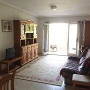 Апартаменты с 2-мя спальнями ул.Сантомера, 8, Торревьеха-гостиная