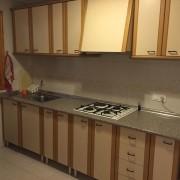 Апартаменты с 2-мя спальнями ул.Сантомера, 8, Торревьеха-кухня-1