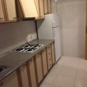 Апартаменты с 2-мя спальнями ул.Сантомера, 8, Торревьеха-кухня