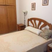 Апартаменты с 2-мя спальнями ул.Сантомера, 8, Торревьеха-спальня-1