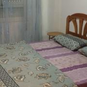 Апартаменты с 2-мя спальнями ул.Сантомера, 8, Торревьеха-спальня
